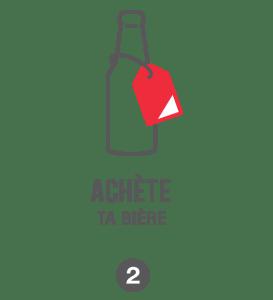 Achète ta bière