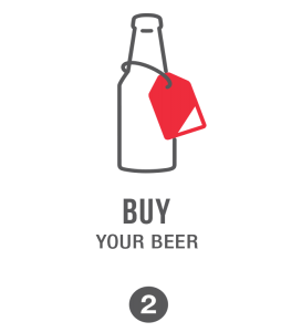 Buy your beer